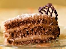 Лешникова торта с маскарпоне