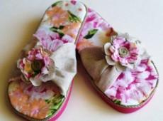 Преобразяване на чехли