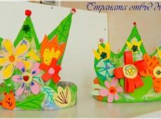 Пролетни корони