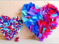 Рошави валентински сърца