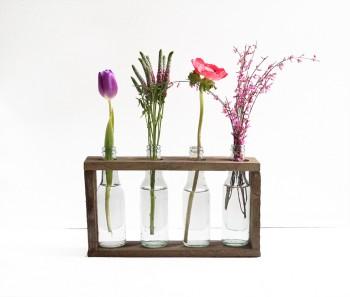 Бутилки- вази