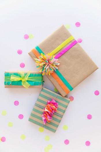 3 начина за декорация с хартия